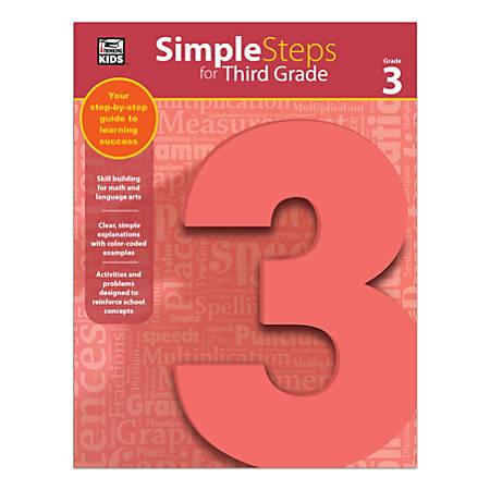 Thinking Kids® Simple Steps, Grade 3