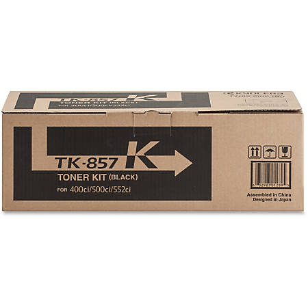 Kyocera Original Toner Cartridge - Laser - High Yield - 25000 Pages - Black - 1 Each