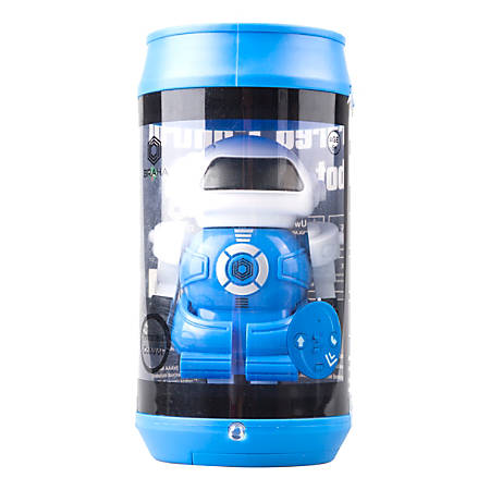 Braha Industries IR Robot In Can, Blue