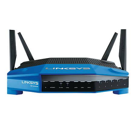 Linksys® AC3200 Wireless-AC Router, WRT3200ACM