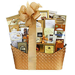 Givens Gifting Golden Holiday Gourmet 16