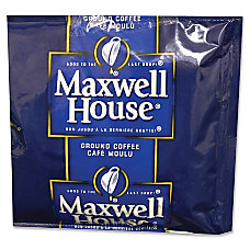 Maxwell House Coffee 15 Oz Pouches