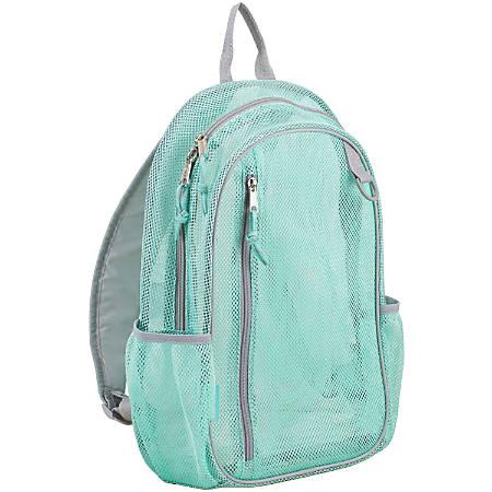 Eastsport Sport Mesh Backpack, Mint