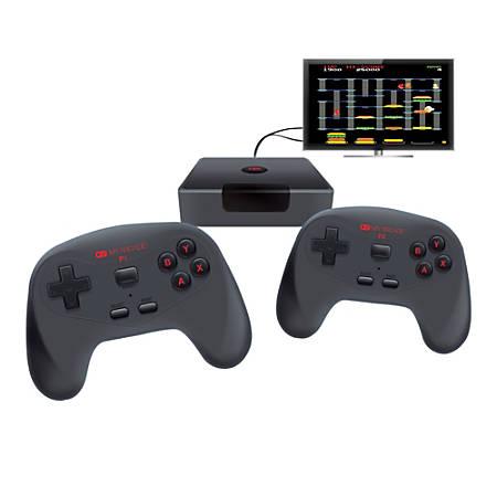 Dreamgear GameStation Wireless Gaming System Black, DG-DGUNL-3213