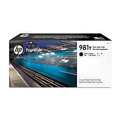 HP PageWide 981Y Extra High Yield