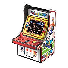 Dreamgear 6 Retro Mappy Micro Arcade