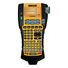 Dymo RhinoPRO 5200 Label Maker Label