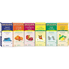 Bigelow Herbal Assortment Tea Herbal Citrus