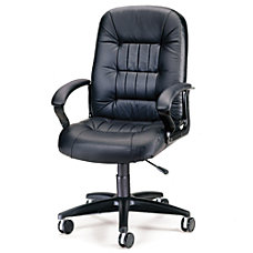 OFM Big And Tall Leather Chair