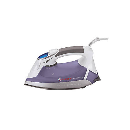 Singer EF.04 Expert Finish Steam Iron - Yes - Stainless Steel Sole Plate - Yes - 1700 W