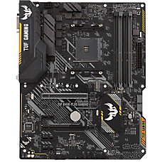 TUF B450 PLUS GAMING Desktop Motherboard