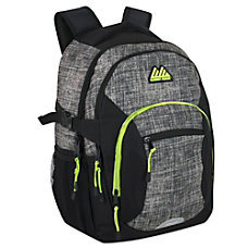 Summit Ridge Mountain Edge Deluxe Backpack