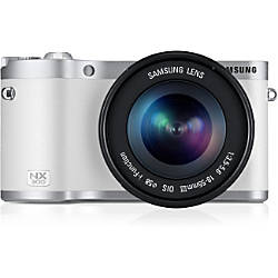 Samsung NX300M 203 Megapixel Mirrorless Camera 18 Mm 55