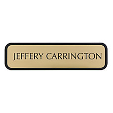 Custom Engraved Plastic Designer Wall Signs