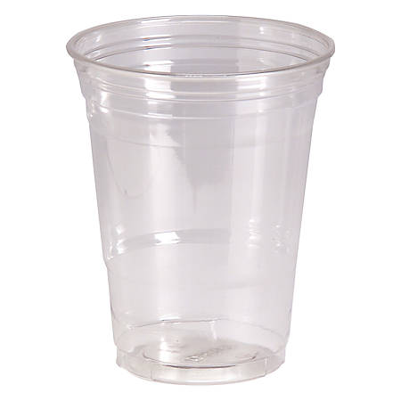 abc0ce23044 Dixie Crystal Clear Plastic Cups 16 Oz Pack Of 25 Cups - Office Depot