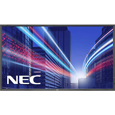 "NEC Display 90"" LED Backlit Commercial-Grade Display"