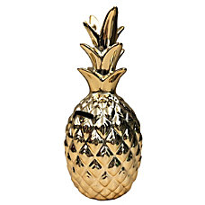 Office Depot Brand Pineapple Coin Bank