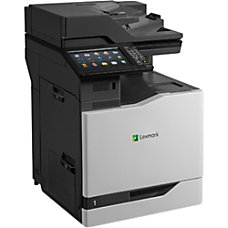 Lexmark CX825DE Color Laser All In