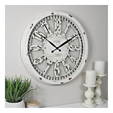 FirsTime Co Whitney Wall Clock