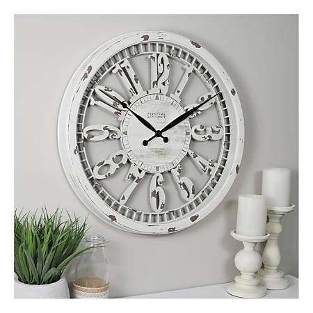 FirsTime & Co. Whitney Wall Clock