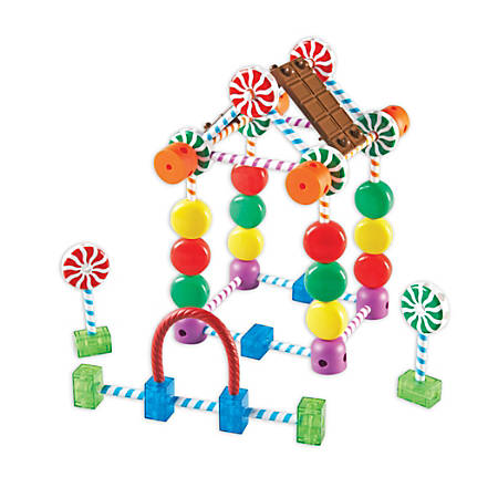 Learning Resources® Candy Construction™ Set, Pre-K - Grade 3