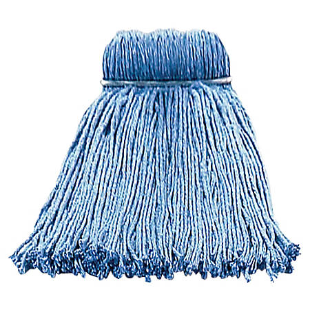 Layflat Products 70% Recycled Screw Type Mop Head Refill, 16 Oz