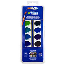 Prang Washable Watercolors 16 Color Set