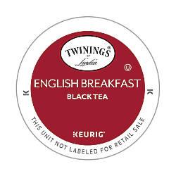 Twinings Pods English Breakfast Tea K