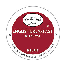 Twinings Pods English Breakfast Tea K