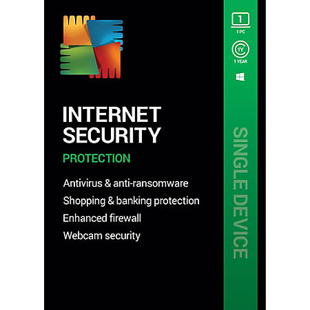 AVG Internet Security 2020 | 1 PC 1 Year | Download