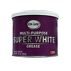 CRC Super White Multi Purpose Grease