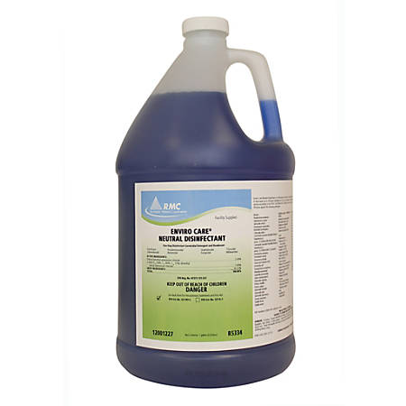 Rochester Midland Enviro Care® Neutral Disinfectant, 1 Gallon