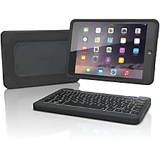 ZAGG Rugged Book KeyboardCover Case for