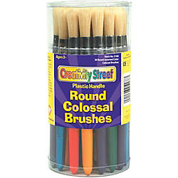 Chenille Kraft Colossal Wood Brush Set