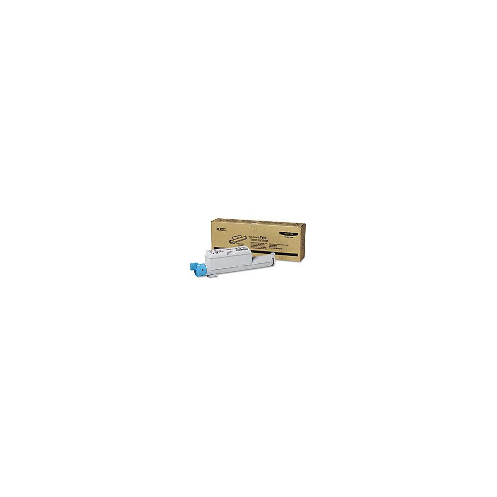 Genuine Xerox 106R01218 Cyan High Yield Toner Cartridge 106R1218