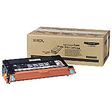 Xerox 113R00723 Cyan High Yield Toner