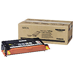 Xerox 113R00725 Yellow High Yield Toner