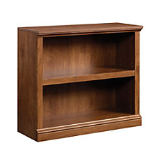 Sauder Select Bookcase 2 Shelf Oiled