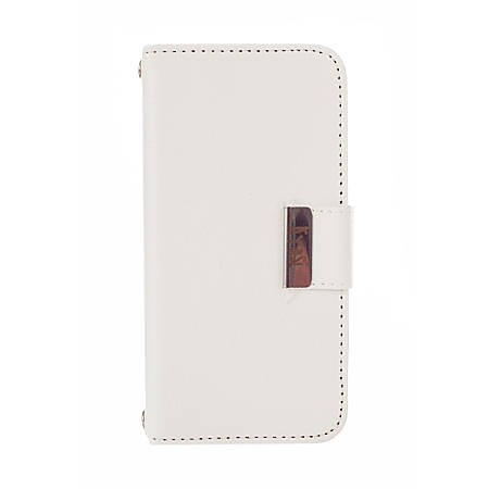 Kyasi Signature Wallet Case For Apple® iPhone® 6 Plus, Dutch White