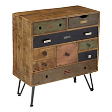 Coast To Coast 9 Drawer Chest