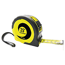 Boardwalk Easy Grip Tape Measure 25