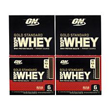 OPTIMUM NUTRITION Gold Standard 100percent Whey