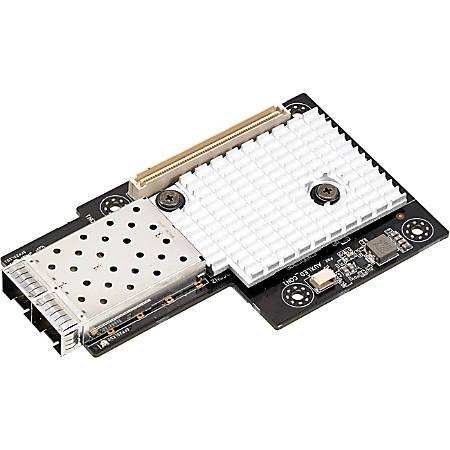 Asus MCI-10G / 82599-2S 10Gigabit Ethernet Card - PCI Express 3.0 - 2 Port(s) - Twisted Pair, Optical Fiber