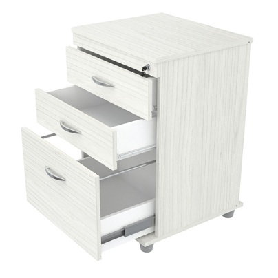 File Cabinet 3 Drawers Laricina White Use And Keys To Zoom In Out Arrow Move The Zoomed Portion Of Image
