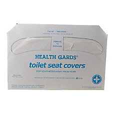 Winco Paper Toilet Seat Covers 12