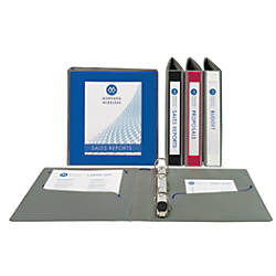 Avery Ultralast Slant Ring Binder 1