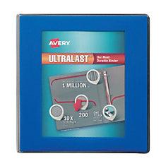 Avery Ultralast Slant Ring Binder 1