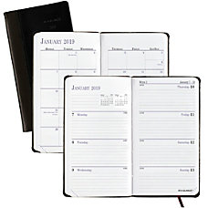 AT A GLANCE Fine Diary WeeklyMonthly