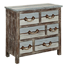 Coast to Coast 6 Drawer Chest
