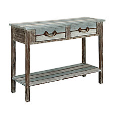Coast to Coast 2 Drawer Console